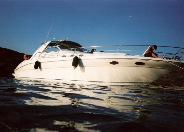 searay 370 Sundancer
