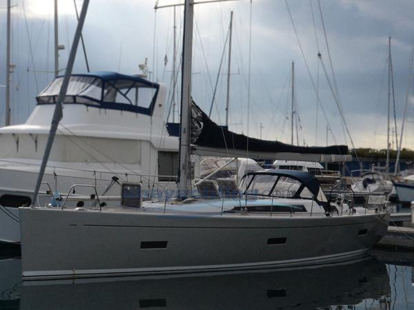 Grand Soleil Grand Soleil 54 Abayachting Cantiere del Pardo Grand Soleil 54 B&C 3