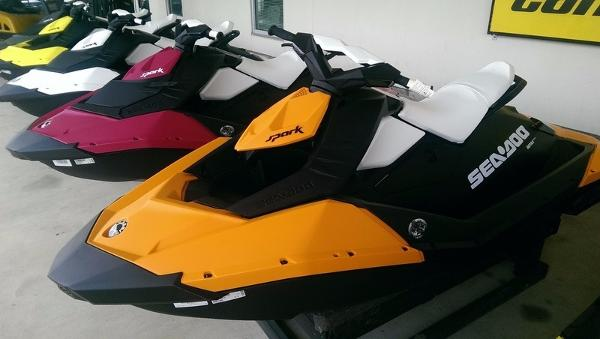 Sea-Doo Spark 2up ROTAX® 900 HO ACE™