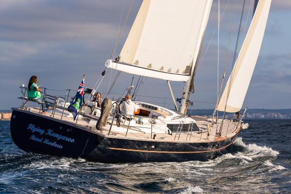 Contest 62CS Contest Yachts 62CS