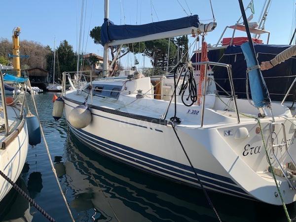 X-Yachts 302 MKII x y 302 12