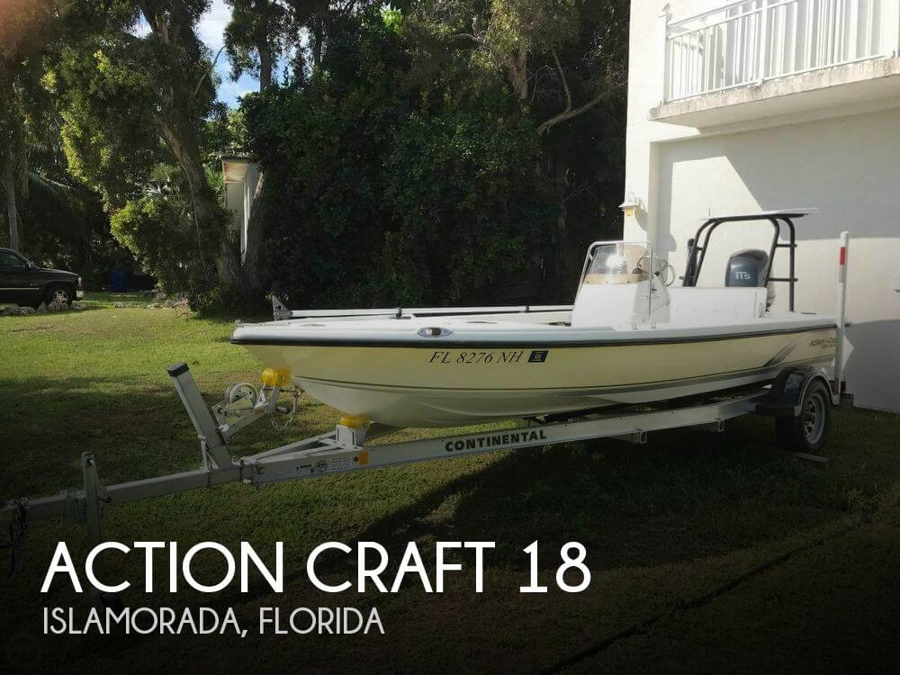 Action Craft 18 2006 Action Craft 18 for sale in Islamorada, FL