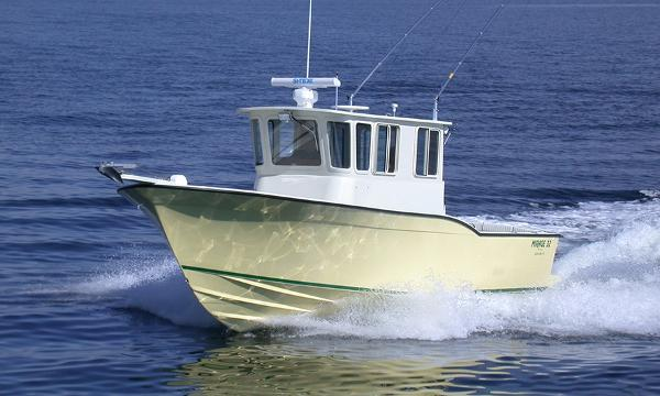 Mirage Manufacturing Pilothouse