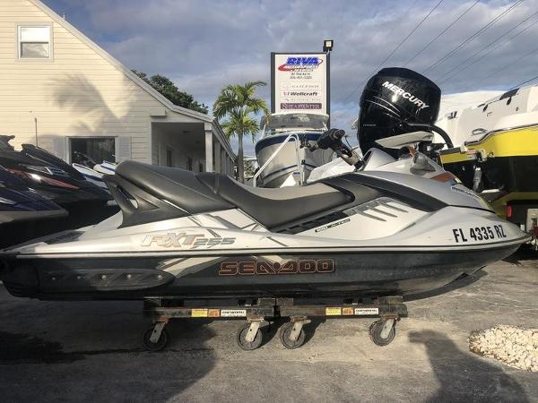 Sea-Doo RXT-X 255