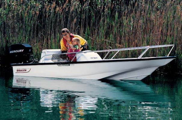 Boston Whaler 130 Sport Manufacturer Provided Image