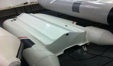 Lianya Rib Boat HYP420