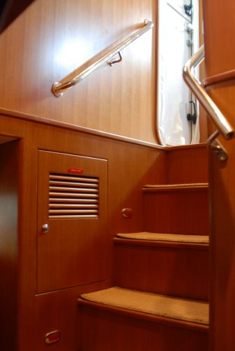 Stateroom access