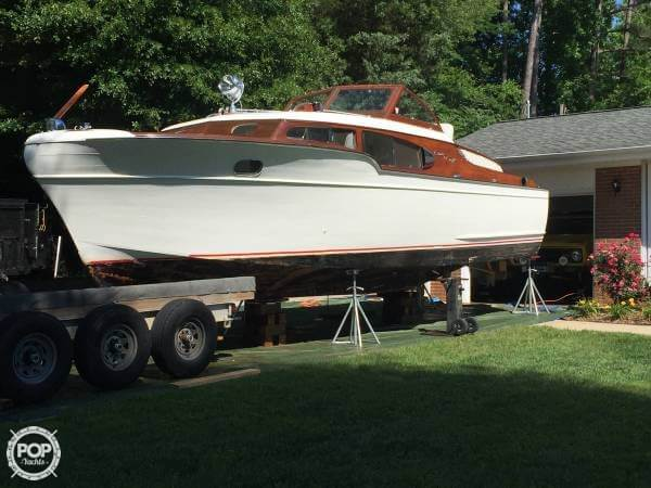 Chris-Craft 32 Commander 1955 Chris-Craft 32 Commander for sale in Belmont, NC