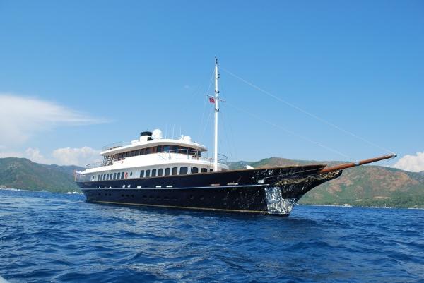 Bilgin Yacht Classic 160
