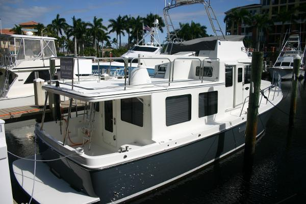 American Tug 395 At our Docks in Jupiter, FL