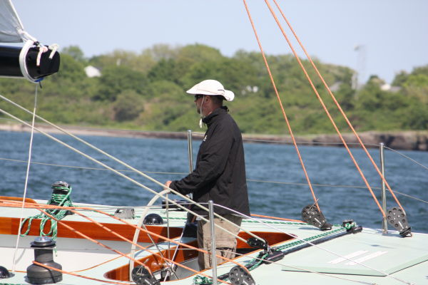 Captain Adam Weaver 12th Year Aboard