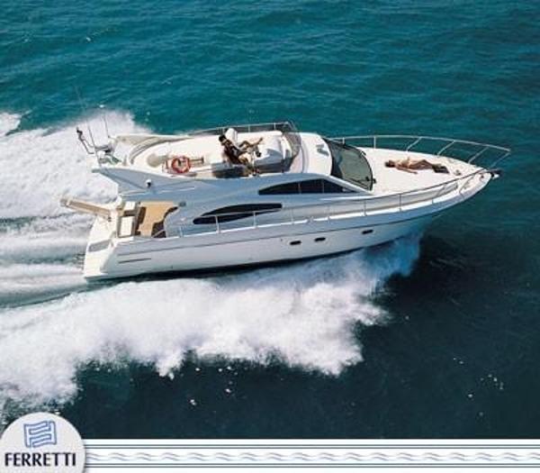 Ferretti 480