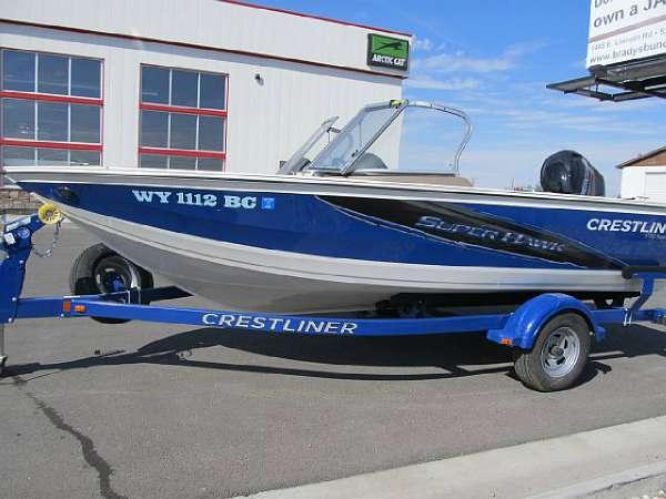 Crestliner Super Hawk 1750