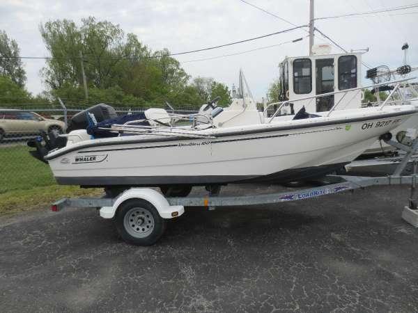 Boston Whaler 160 Dauntless CC