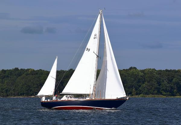 Hinckley Bermuda 40 Mark II