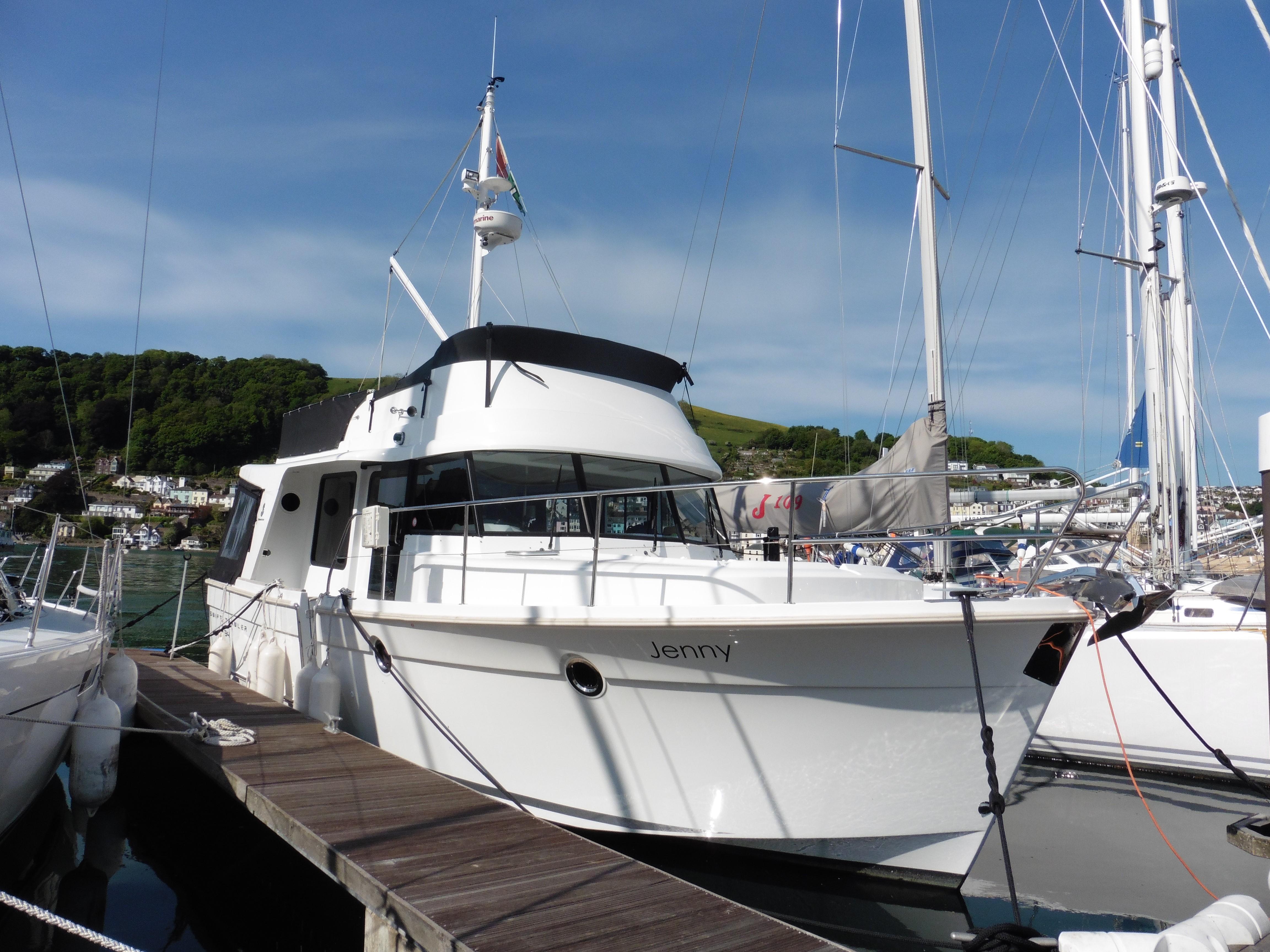 Beneteau Swift Trawler 34 Beneteau Swift Trawler 34 Fly