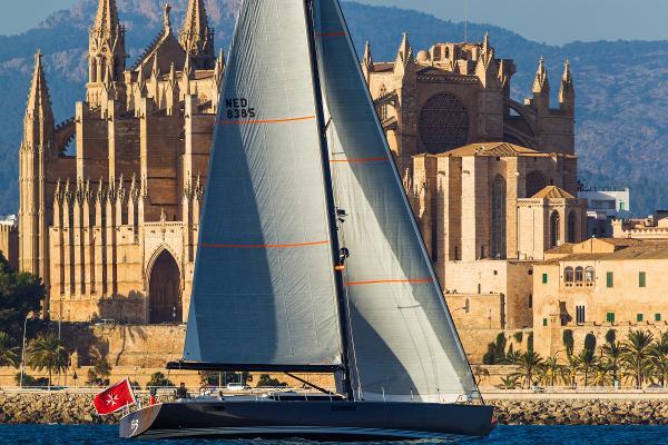 Contest 72CS Contest Yachts 72CS