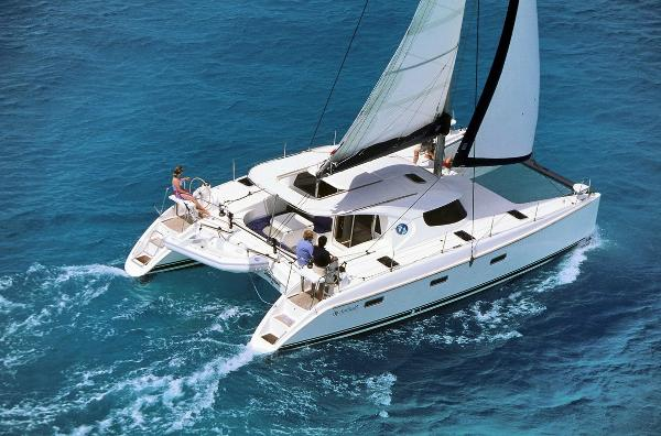 Nautitech 40 Nautitech 40 for sale in Greece by Alvea Yachts