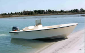 Jones Brothers 20' Cape Fisherman Photo 1