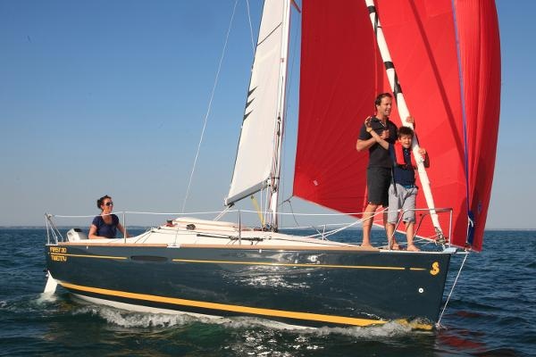 Beneteau America First 20 Manufacturer Provided Image