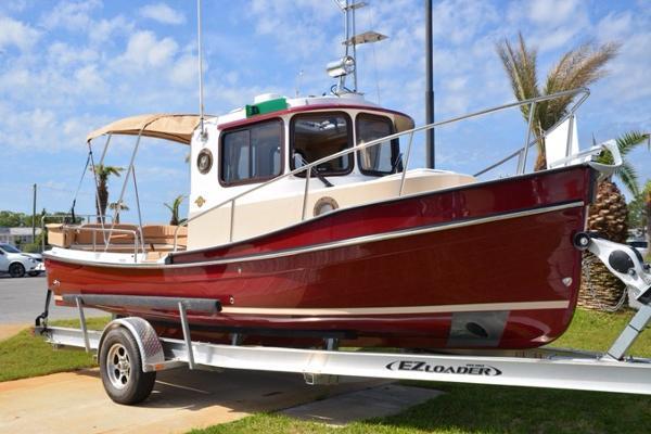 Ranger Tugs R21EC FL West Coast