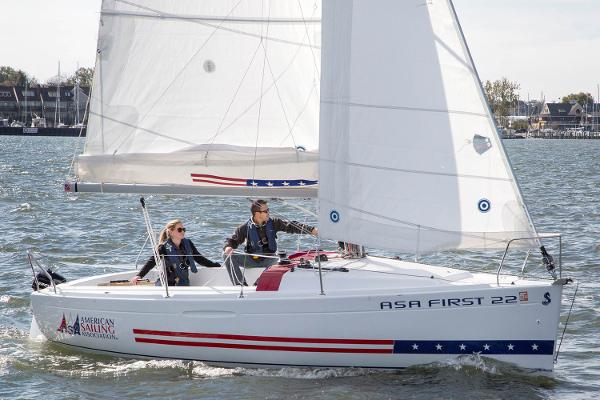 Beneteau America First 22 Manufacturer Provided Image