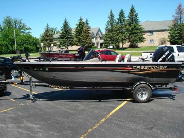 Crestliner Fish Hawk 1700 SC