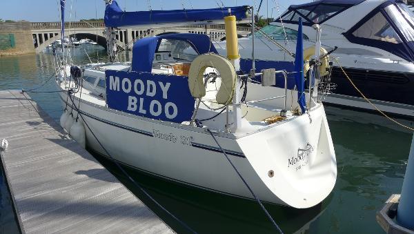 Moody 31 MkII Bilge Keel Moody 31 MkII Bilge Keel