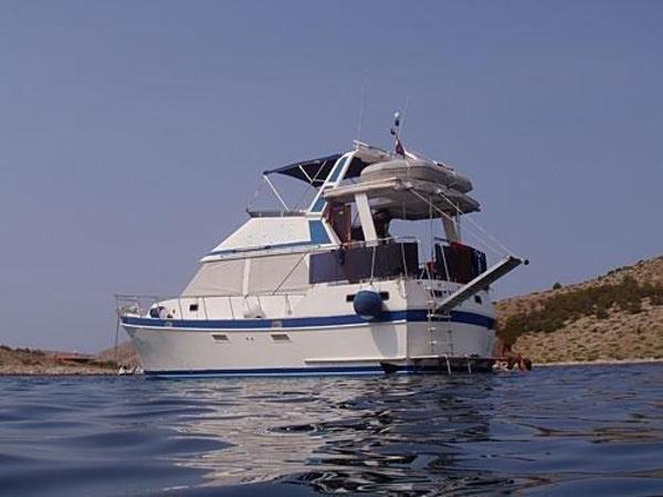 Golden Star 38 Trawler
