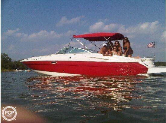 Monterey 268SS 2003 Monterey 268SS for sale in Hickory Creek, TX