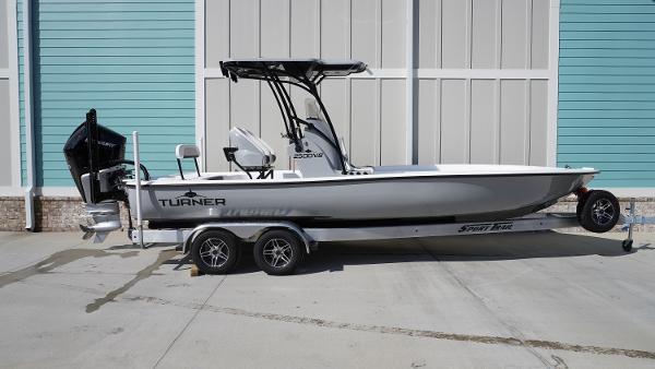 Turner Boatworks 2500 VS