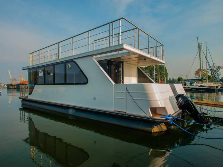 Relax Boat Aphrodite 115 Houseboat