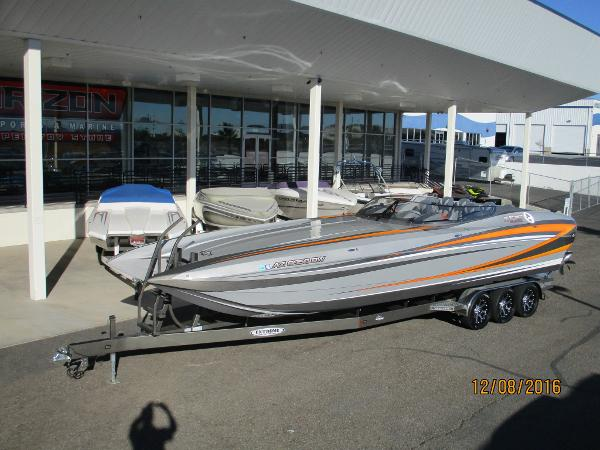 Daves Custom Boats M35 DCB