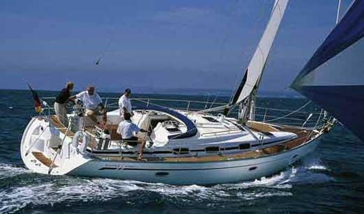 Bavaria 42 Cruiser Manufacturer Provided Image: 42 Cruiser