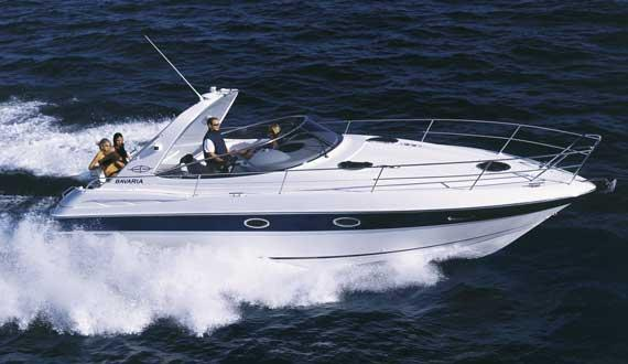 Bavaria Motor Boats BMB 32 Sport Manufacturer Provided Image