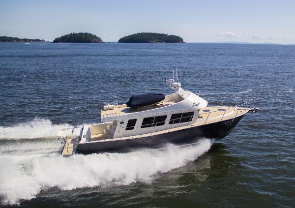 Coastal Craft 45 IPS Sedan
