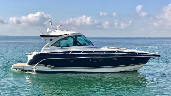 Formula 45 Yacht Profile