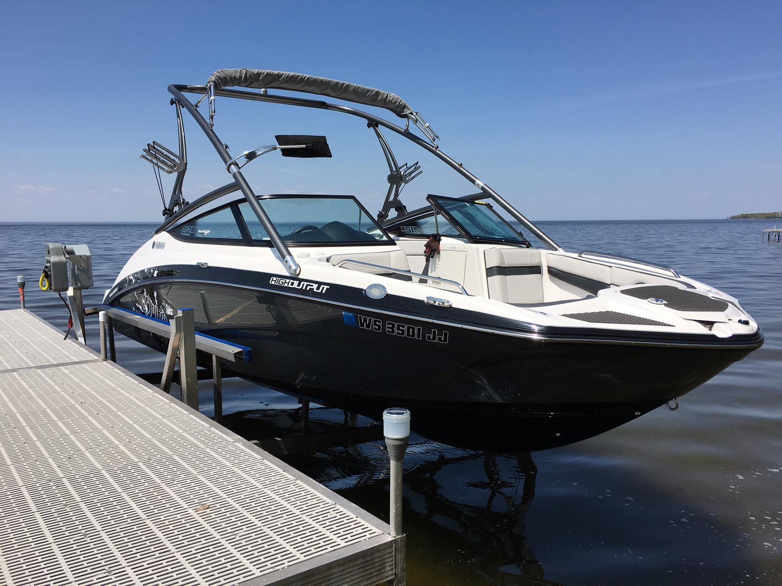 used yamaha 212x boats for sale