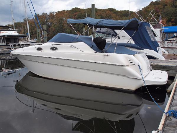Sea Ray 270 Sundancer 270 Sundancer