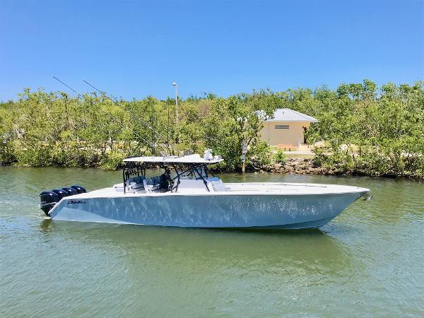 SeaHunter 45 Profile