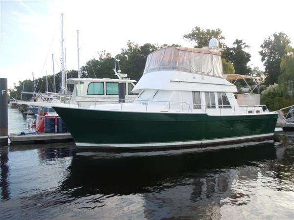 Mainship 430 Trawler OUR TIME