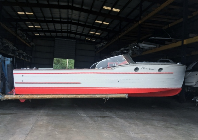 Chris-Craft 24 Express