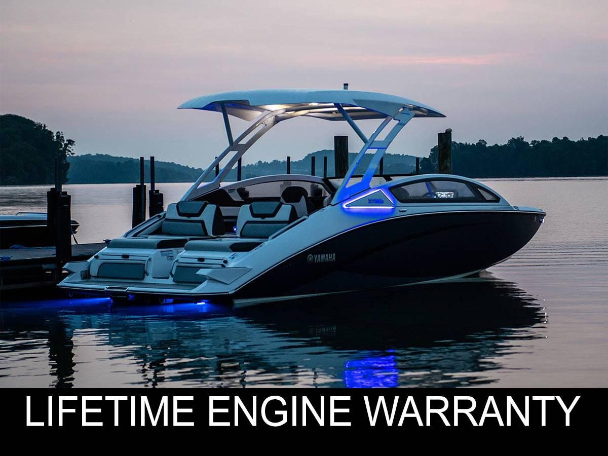 Yamaha Boats 275SD