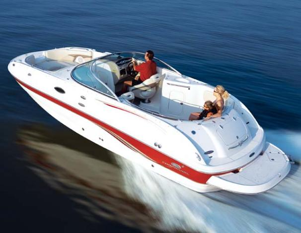 Chaparral Sunesta 254 Manufacturer Provided Image
