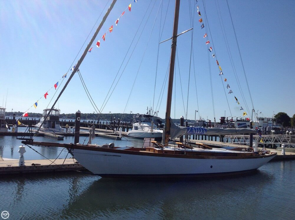 Alden Custom Build #645 1937 Alden Custom Build #645 for sale in Greenport, NY