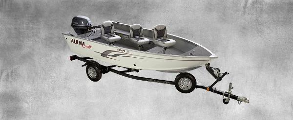 Alumacraft Escape 165CS 11219