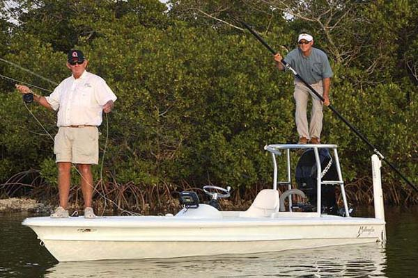 Yellowfin 17 Skiff Manufacturer Provided Image