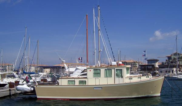 Sibma Navale Italiana Armstrong 12