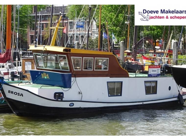 Dutch Barge 12.80