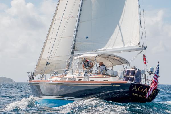 Alden Yachts Alden 50 CC